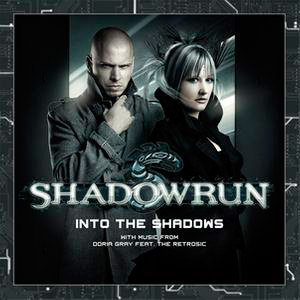 "Cover ""Into the Shadows"""