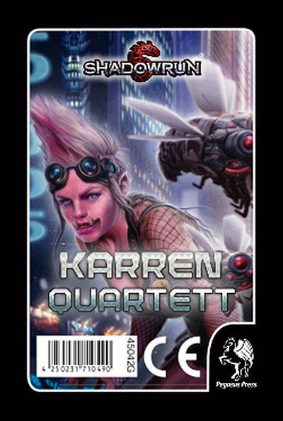 Cover SR5 Karrenquartett